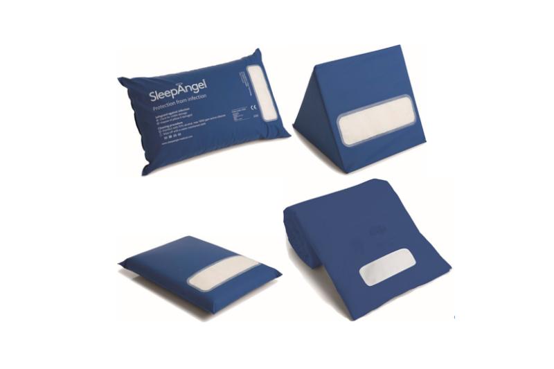 SleepAngel® – Medizinische Kissen, Positionierpolster & Bettdecken