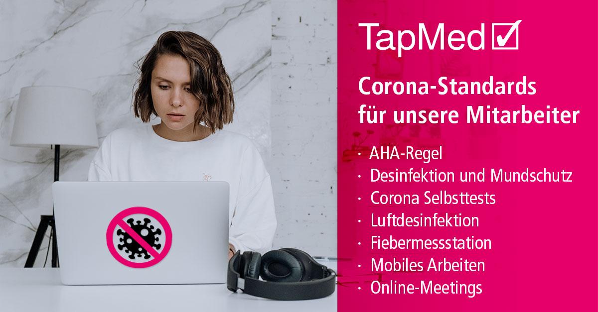 Corona-Standards-TapMed